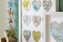 Around the world / by Kristeen Tibbits