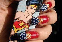 Favorite Superheroes <3 / by Harper Mac
