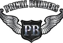 Primal Builders / by Francesco Petrarch
