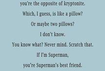 Super dooper heroes / by Morgan Cardinal