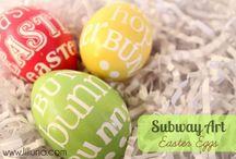 Easter / by Kathleen Melikian