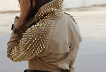 spikes #perfect / a little about spikes which to me is an indispensable item and super glamorous  / by Isabela Hastred