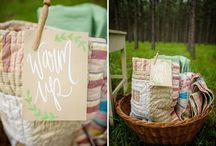 Fall wedding ideas for Morgan / by Genetta Sevits