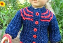 """18"""" doll clothes / by Stacey Sharp"""