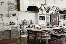 kitchens / by Rhett Outten