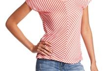 Stripe Top Inspiration / by Stephanie Allen
