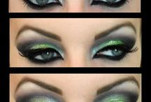 Arabic Makeup / Try something new today with these exotic pair of peepers / by Preen.Me