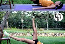 Workout / by Rachel Mahon