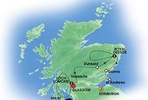 2015 Scotland Only Tours / by CIE Tours International