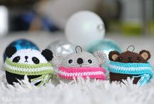 Crochet Crafts / by Jessica Johnson