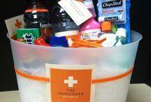 gift basket ideas / by Ashley Hunt