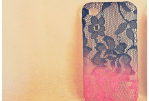 Make your phone pretty / Cases for ma phone(: / by Brianna Rae