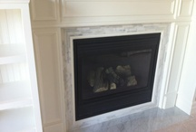 Fireplace / by Karen Riley-Belle (Bella Events by Kay)