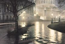 national landmarks / by Susan Erickson