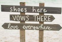 Beach Wedding 2014 / by Brittany Waymire