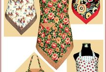 aprons and other pretties / by Angela Baker