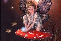 All About Pixies and Fairies / by Lyn Mitchell