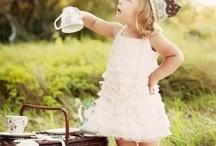 The Girls' Photoshoot!!  / Ideas for the girls.  Going crazy!!  / by Devan Gaddie