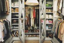 Closet inspiration / by Jennifer Buettner