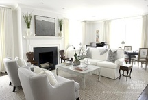 Living Rooms / by Jennifer Lichoulas
