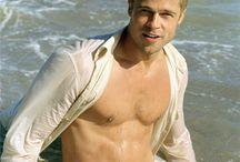 Celebrity, Brad Pitt  / by Ali PinPin