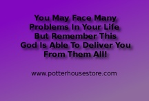 Almighty God! / Inspirational messages to encourage your heart / by Denise Harper Davis