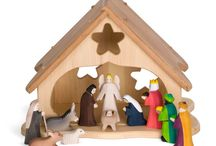 Nativity Sets / by Merrily Me