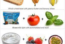 Healthy Food / by Kristin Bauerschmidt