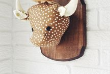 Figgy Smalls / Design ideas for my niece or nephews nursery. :) / by Karla F.