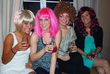 Wigs and wine / by Love, Live, Lift