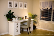 Workspace / by Catie Dandridge