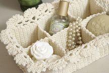 Crochet - Home Decor / by Adorna Bartolotta