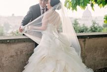 Bride and Groom / The couple on the big day... / by Folk & Lore