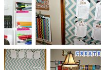 Homemade Craft Project Organizers / by Mary Shaw