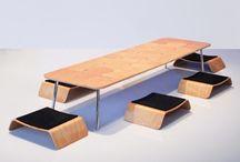 Kneeling Desks / by Hilt Design