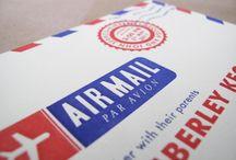 Adore Airmail <3 / by Rin Dawson