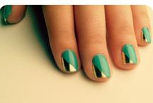 Nails.   / by Bailey Van Druff