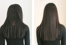 YUKO Before & After Pictures / by YUKO Hair Straightening