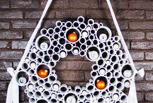 PVC Creations / by Lori Allred {allreddesign.net}