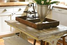 kitchen ideas / by Kirstin Gillmore Bucknall