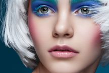 Make-Up & Hair Looks for Shoots / by Collins Nai