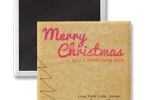 Christmas / Cute cards and other gifts for Christmas. / by Carmia Cronjé {Clementine Creative}