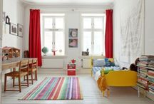 Inspirational Kids' Rooms / by cateandlevi collection