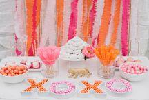 Wedding ~ Dessert Tables / by Aphrodite's World / Weddings