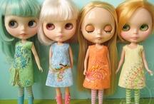 ~Dolls~ / by Desiree Montoney