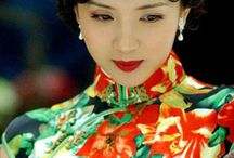 Blossoms of East Asia (Sewing Inspiration) / by Please Sister Morphine