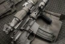Armory / Weapons, guns, knives & ammo / by Fabricio Bassalo