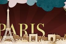 Paris, je t'aime / by Shelly Dove
