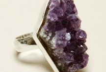 Druzy Jewelry!! / Druzy Jewelry  / by Patricia Calderon