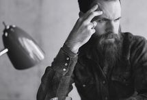 Beards / by frederic couzinier